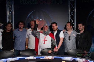 Main Event - Final Table - Malta 2014